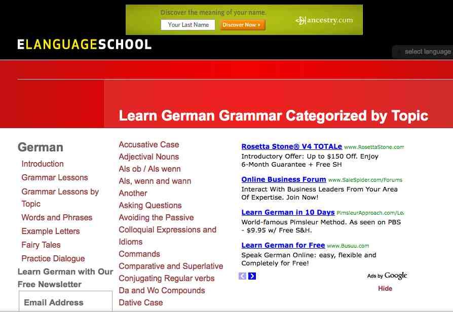 albanisch deutsch google